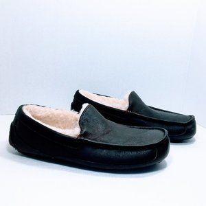 New Openbox - Ugg Ascot Leather Slipper